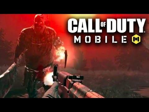 НОВОЕ ОБНОВЛЕНИЕ В Call of Duty. Mobile | ЗОМБИ МОД