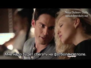 The Vampire Diaries   The World Has Turned and Left Me Here Clip 1 (rus sub)