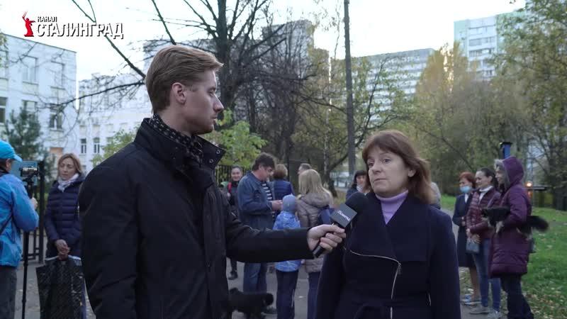 Битва за детей Телеканал Сталинград