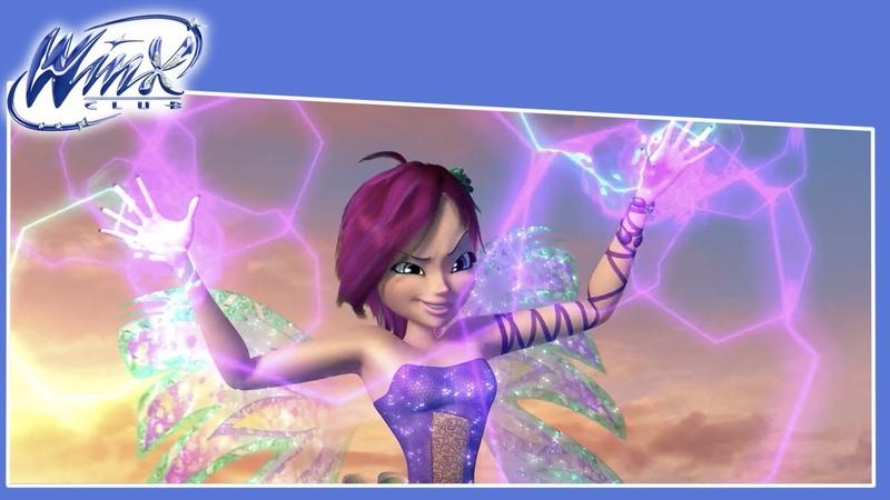 Winx Club - All Tecna Sirenix Spells - English