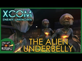 The Alien Underbelly - XCOM: Enemy Unknown *1 Hour EXTENDED*