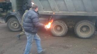 """Армейский КАМАЗ   """"ЕВРО-7"""""""