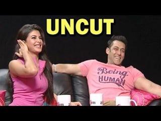 KICK - Salman Khan and Jacqueline Fernandez - UNCUT & Exclusive Interview!