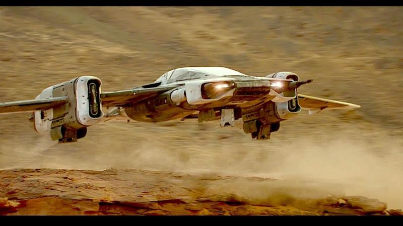 Люк и его новый самолёт Rare Video Porsche Star Wars Fighter Jet Flying Porsche Taycan X Wing Tie Fighter Carjam TV 2021