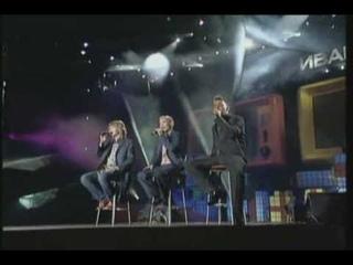 ИВАНУШКИ Int. - И только дождь стучит (live)