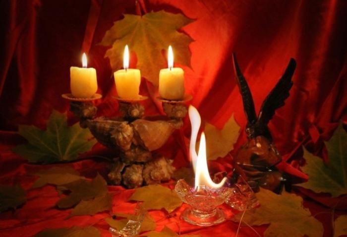 Остуда на 3 свечи (Мансур)