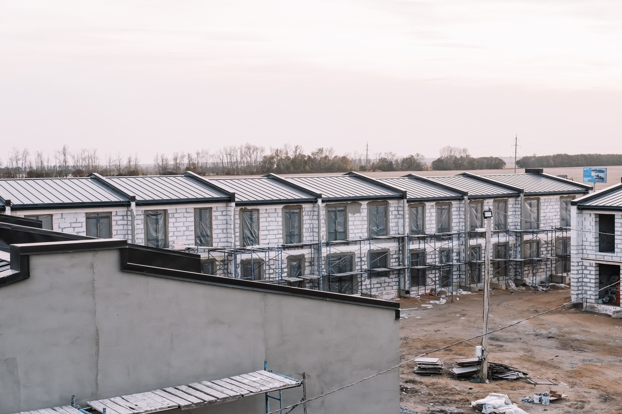 Отчет по этапам строительства ЖК РОМАНОВО СИТИ., изображение №6