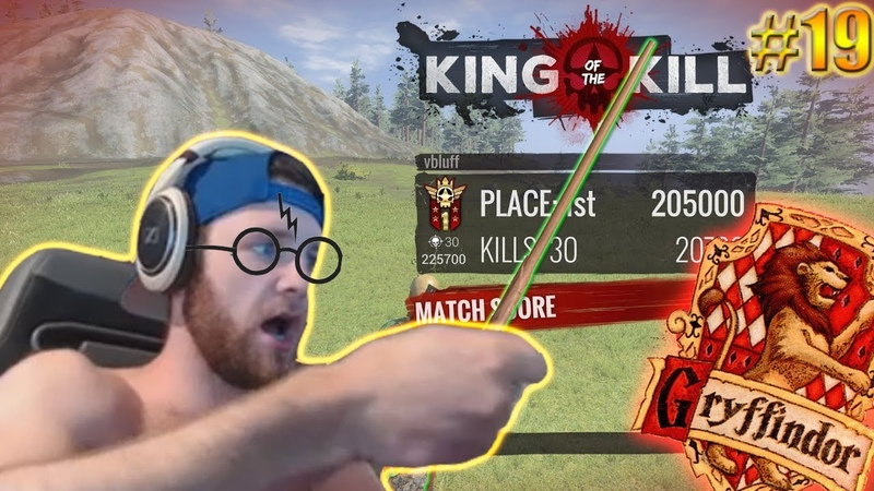 LYNDONFPS JOINED GRYFFINDOR!? H1Z1 - Oddshots Funny Moments 19