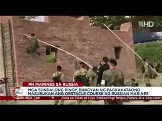- Тренировка Филиппинского спецназа