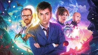 David Tennant stars in Doctor Who - Dalek Universe
