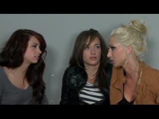 Malena Morgan, Sammie Rhodes, Riley Jensen