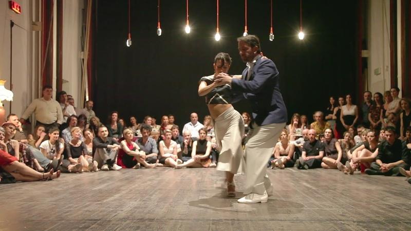 Pablo Inza y Sofia Saborido MilongaSì 23 03 19 Bologna 3