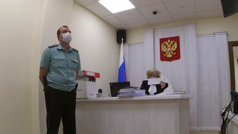 ♐Компания ГИК решила нагнуть Инспектора Андреева Правовая БИТВА в Арбитражном Суде ♐