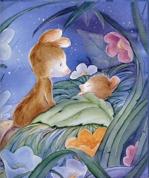 чудесных снов милый картинки такие