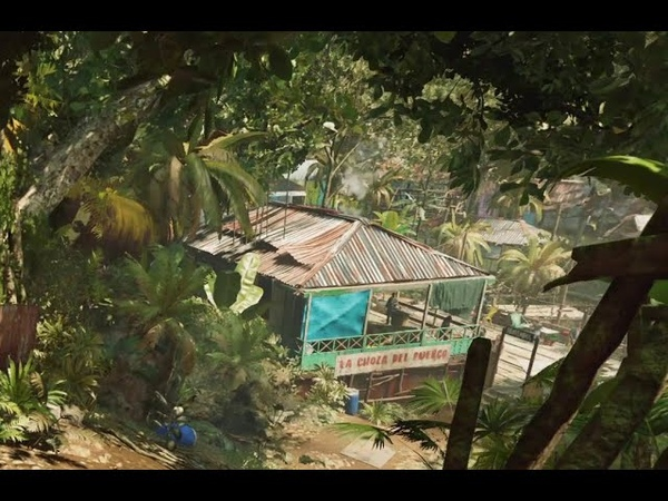 Нашли деревню Shadow of the Tomb Raider Прохождение №5