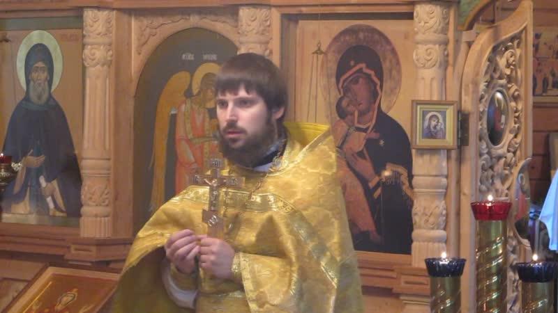 Слово пастыря в Неделю о воскрешении сына вдовы из города Наин