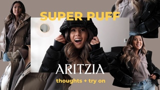 Aritzia Super Puff - thoughts + try on!