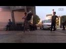 Melbourne Shuffle · 鬼步舞 · 曳舞天下團隊比賽 武漢鬼步舞團隊