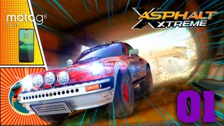 Asphalt Xtreme: Corrida Rally - Motorola G8 Play - Gameplay Walkthrough  (iOS, Android)