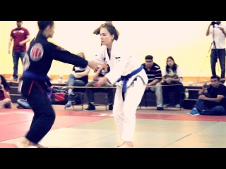 Jiu Jitsu is Beautiful Elite Submission League female superfight