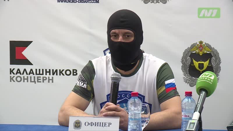 Пресс-конференция Северного Десанта