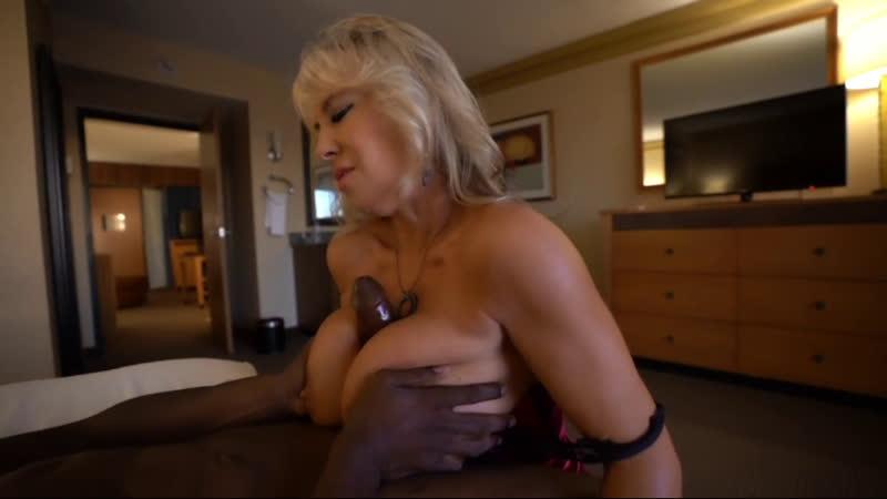 Sandra Otterson Interracial Porn Video