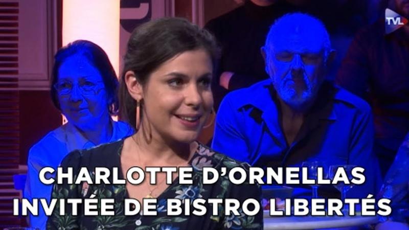 Bistro Libertés avec la journaliste Charlotte d'Ornellas смотреть онлайн без регистрации