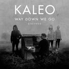 Обложка Way Down We Go - KALEO