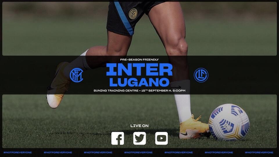 Интер 5:0 Лугано