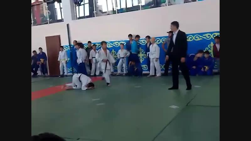 Almaty judo 35kg