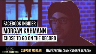 Facebook Insider Who Leaked 'Vaccine Hesitancy' Docs Morgan Kahmann GOES ON RECORD After Suspension