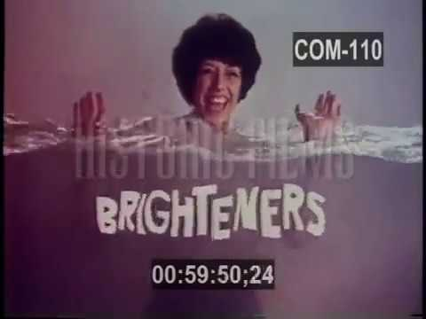 CELEBRITY VINTAGE COMMERCIAL ALL WITH BORAX LILY TOMLIN
