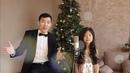 Папа и дочка - С новым годом Папа