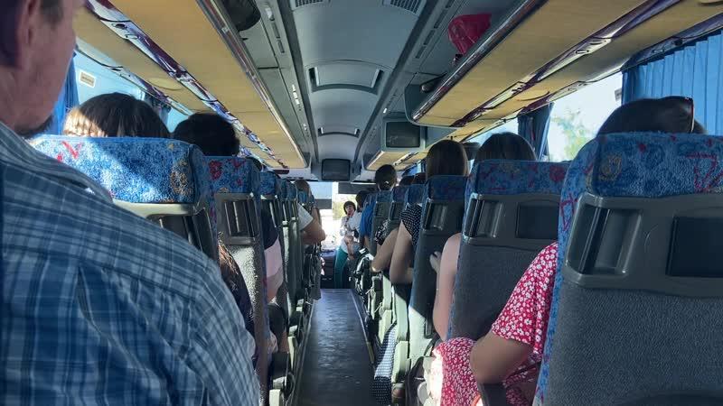 На автобусе по Севастополю