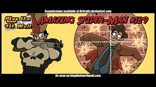 The Amazing Spider-Man #129 - Atop the Fourth Wall