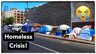 The Homeless Crisis of Los Angeles : Exploring Skid Row