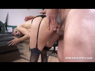 [ / ] Florane Russell - Anal At The Office (09-09-2020) [2020, Anal, Big Tits, Blowjob, Blonde