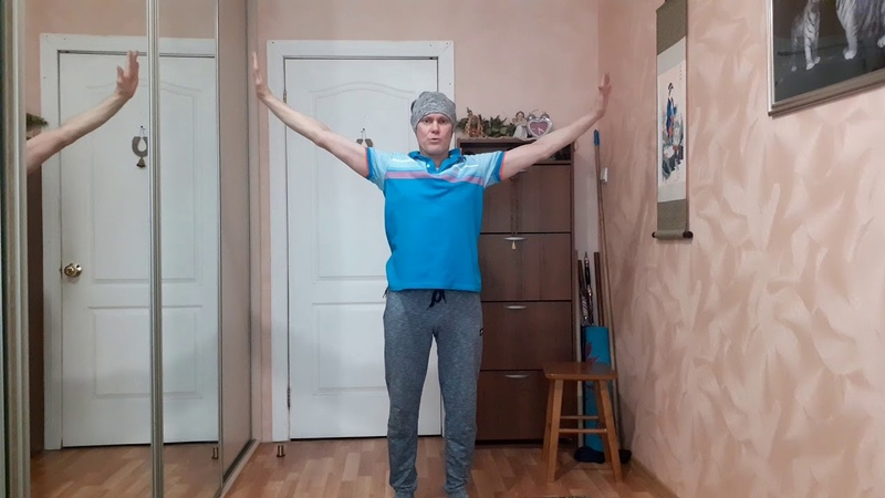 Малоизвестная практика от Бодхидхармы Развитие мышц связок сухожилий укрепление костей Зарядка тела