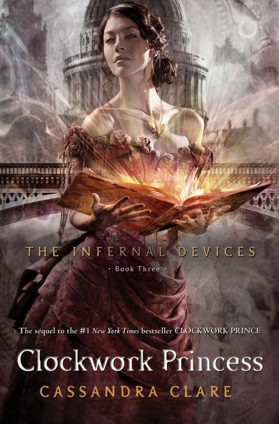 Clockwork Princess (The Infernal Devices #3)