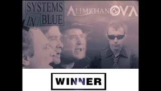 Systems In Blue - Alimkhanov A - Winner cover