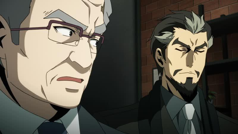 Седьмой Спецотдел Криминальных Расследований: Токунана (1 серия)