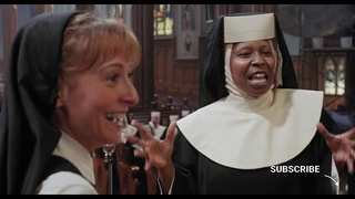 """Sister Act - """"Hail Holy Queen"""" — Deloris & The Sisters (1992)"""