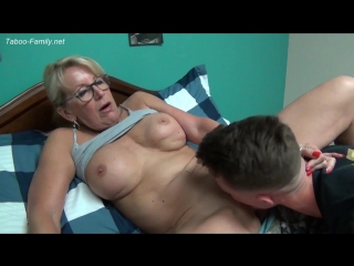Mommy's bedtime story [incest, milf, mature, mom, mother, son, big tits]