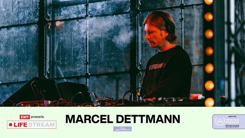 Marcel Dettmann Live @ EXIT LIFE STREAM 2020