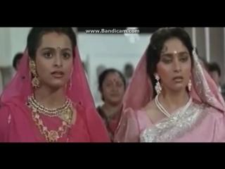 Очень красивая мелодия radha bina из фильма кишан и канхайя / kishen kanhaiya (retro bollywood)