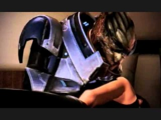 Garrus X Shepard - Hall Om Mig Tango