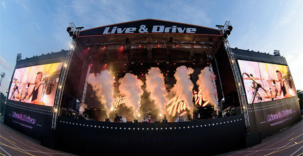 Врываемся в лето с LIVE & DRIVE! «Авторадио» дарит билеты на летние концерты в Лужниках - Новости радио OnAir.ru