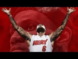 NBA 2K14 - LeBron James Gameplay