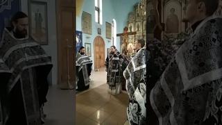 Проповедь владыки Антония после Пассии