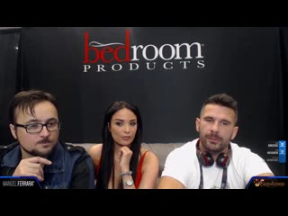Anissa Kate - AVN Expo 2019 avec Benzaie